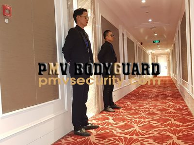 Hire bodyguard services anytime